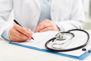 Feststellung der Arbeitsunfähigkeit beim Arzt