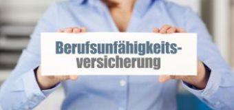 Berufsunfähigkeitsversicherung Testergebnisse von Stiftung Warentest 2017