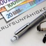 Berufsunfähigkeitstest Focus Money 2018
