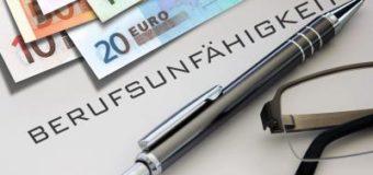 Berufsunfähigkeitsversicherung Test Focus Money 2018
