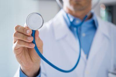 Dread Disease Krankheiten werden von einem Arzt fest gestellt